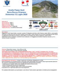 Escursione del 12 luglio Anello Passo Godi – Serra di Rocca Chiarano – (PNALM)
