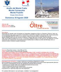 Escursione del 30 agosto – Anello M.ti: Fratta-Cornacchia-Puzzillo (Gruppo Velino-Sirente)