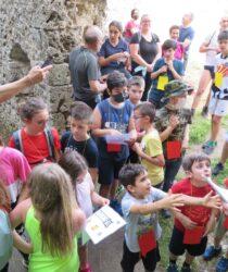 18 giugno 2021 GEOCACCIA SUL CASTELLO DI SAN CASTO