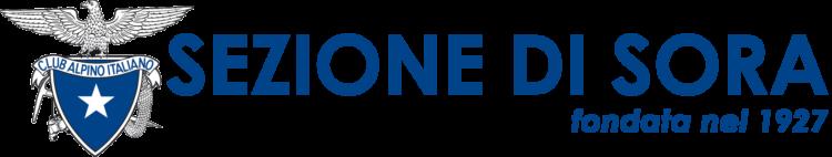 CAI Sezione di Sora - Logo